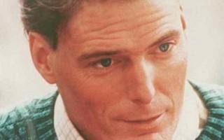 影星克里斯托弗.里夫(Christopher Reeve)是許多人心目中的英雄。(AFP)