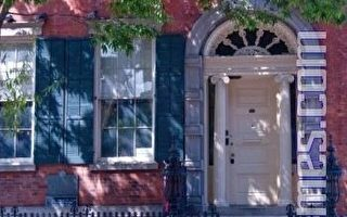 纽约商邸博物馆 重现19世纪生活面貌