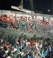【鋒筆天下】臧山:心中的柏林牆