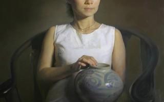 全世界華人人物寫實油畫大賽29日紐約展出