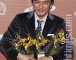 24項獎項台灣得11項,其中戴立忍獲得4項。(攝影:吳柏樺/大紀元)