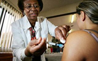 美綠卡申請者流感疫苗規定放寬