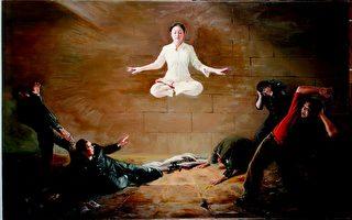 组图:第二届新唐人油画大赛金银铜奖作品