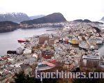 浴火重生後的美絕 挪威西岸阿雷松德市