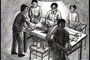 目擊者披露活摘法輪功學員心臟慘案(2)