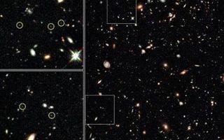 哈伯太空望遠鏡重大突破  發現最古老星系