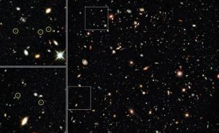 哈伯发现迄今最古老星系