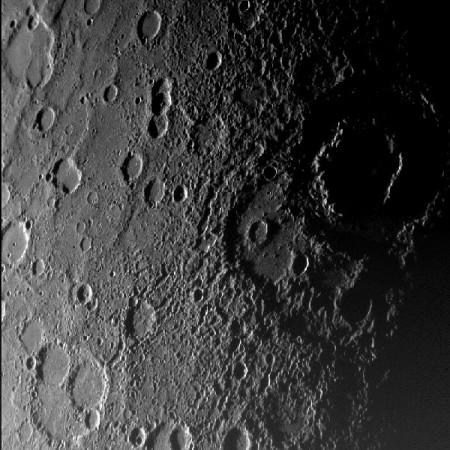 水星照片驚現長方形結構  引UFO探索者熱議 | 外星人