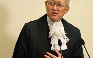 港终审法院首席法官退休前叮咛:司法独立