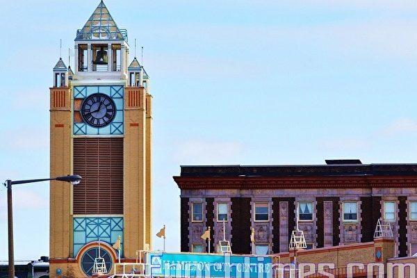 汉密尔顿市政厅(摄影:余天祐/大纪元)