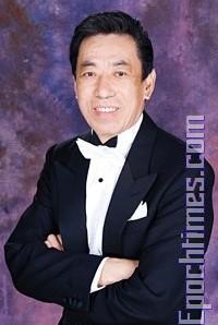 美国神韵国际艺术团副团长、著名歌唱家关贵敏(大纪元)
