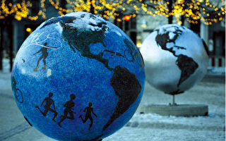 人类有能力改变地球变暖的趋势吗?恐怕得从改变生活方式做起。(AFP)