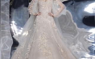 組圖:2010巴黎高級訂製女裝秀 Elie Saab