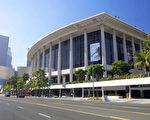 洛杉矶多萝西‧钱德勒Dorothy Chandler Pavilion剧院(摄影:季媛/大纪元)