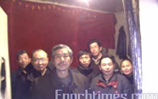首屆訪民山寨版春晚演唱會驚動警方反撲