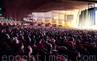 腊月三十神韵在纽约舞台展现辉煌中国文化