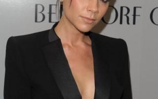 """""""贝嫂""""维多利亚(Victoria Beckham)为自己设计的品牌""""Victoria Beckham Denim""""举行了新品发布会。(图/Getty Images)"""