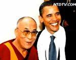 美国总统奥巴马2月18号在美国白宫会见了西藏的精神领袖达赖喇嘛。(图:新唐人)