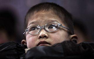 中國孩子太苦:升學壓力大得出奇