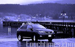 混合動力SUV王者Lexus RX450h