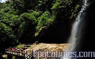 组图:台湾南投杉林溪生态之旅