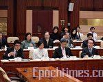 香港食物及衛生局局長昨日向立法會一個委員會表示,之前實施的改善環境衛生防範豬流感的措施已經初見成效。(攝影:潘在殊/大紀元)