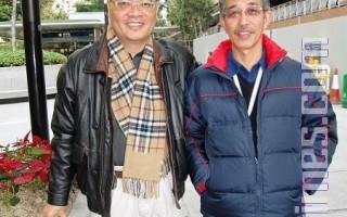 港記者會達賴喇嘛 引見人遭警問話