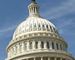 距離大選僅剩8日,民主黨可能會在這次大選中拿下參議院多數席位成為多數黨,而眾議院則仍有可能是共和黨掌控。圖為美 國國會大廈(攝影﹕亦平/大紀元)