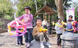 創意轉行開啟新人生 「氣球天使」舞熱台灣