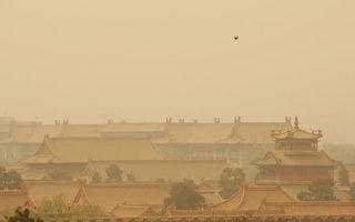 西南赤地千里华北沙暴肆虐 中国环境危机爆发