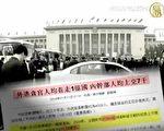 中国有1310000县、团级以上干部,这些人及其家属占有全民财富的70%,1996-2003年外逃资金流入境外干部及其家属账户22000亿人民币。(图片:新唐人)