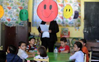 圖:卑詩省府在全省實施全日制幼兒園,大溫地區的一些小學將面臨學校空間緊張。(Getty Image)