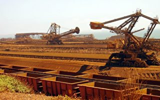 全球經濟出現反彈 澳洲鐵礦石出口收益激增