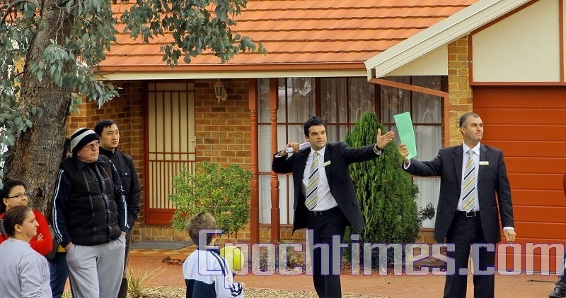 悉尼冬季房产市场强劲