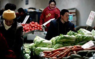 中國各地物價齊漲 通脹成百姓陰霾