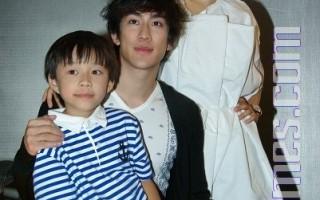 《岁月神偷》抵台宣传   港版王力宏和小小彬抢镜