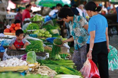 中國物價暴漲之謎