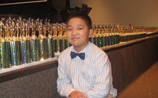 獲獎11歲華裔鋼琴神童榮登卡耐基