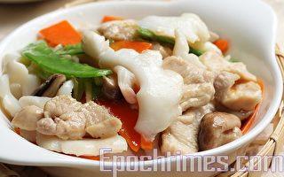 【緞妹美食坊】雞胸肉炒鮮菇