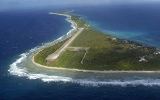 """海平面上升 太平洋岛屿也""""长高了"""""""