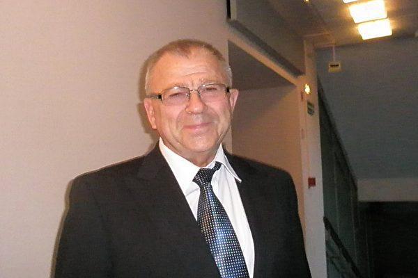 公司总裁Leopold Rosinski先生(摄影:文华/大纪元)