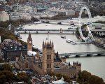 英国泰晤士河是水面交通繁忙的都市河流。(图片来源:Oli Scarff/Getty Images)