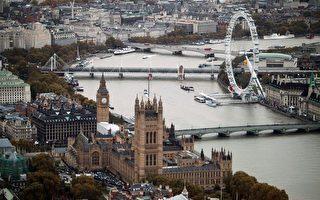 英國泰晤士河是水面交通繁忙的都市河流。(圖片來源:Oli Scarff/Getty Images)