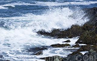 许其正:海浪