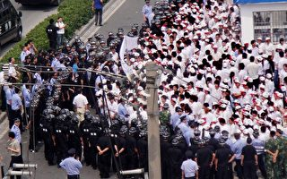 【熱點互動】中國罷工潮如何挑戰中共(1)