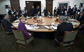 20国集团(G20)峰会本周末在加拿大多伦多举行。美、德、法、等多国元首已抵达多伦多。(Getty Image)