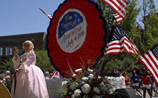 費城獨立日大遊行 彰顯生命、自由與你