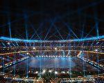 2010年南非世界杯在7月12日在约翰内斯堡举行闭幕典礼。(法新社)