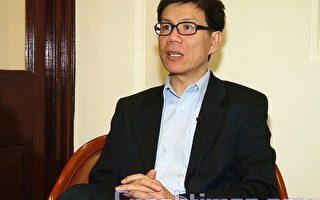 郑家富议员:法轮功坚守信念 中国人的表表者