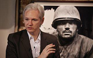 """7月26日,""""维基解密""""(Wikileaks)的发言人宣布在网站上贴出9万份美军在阿富汗的机密文件。    图片来源:Getty images"""